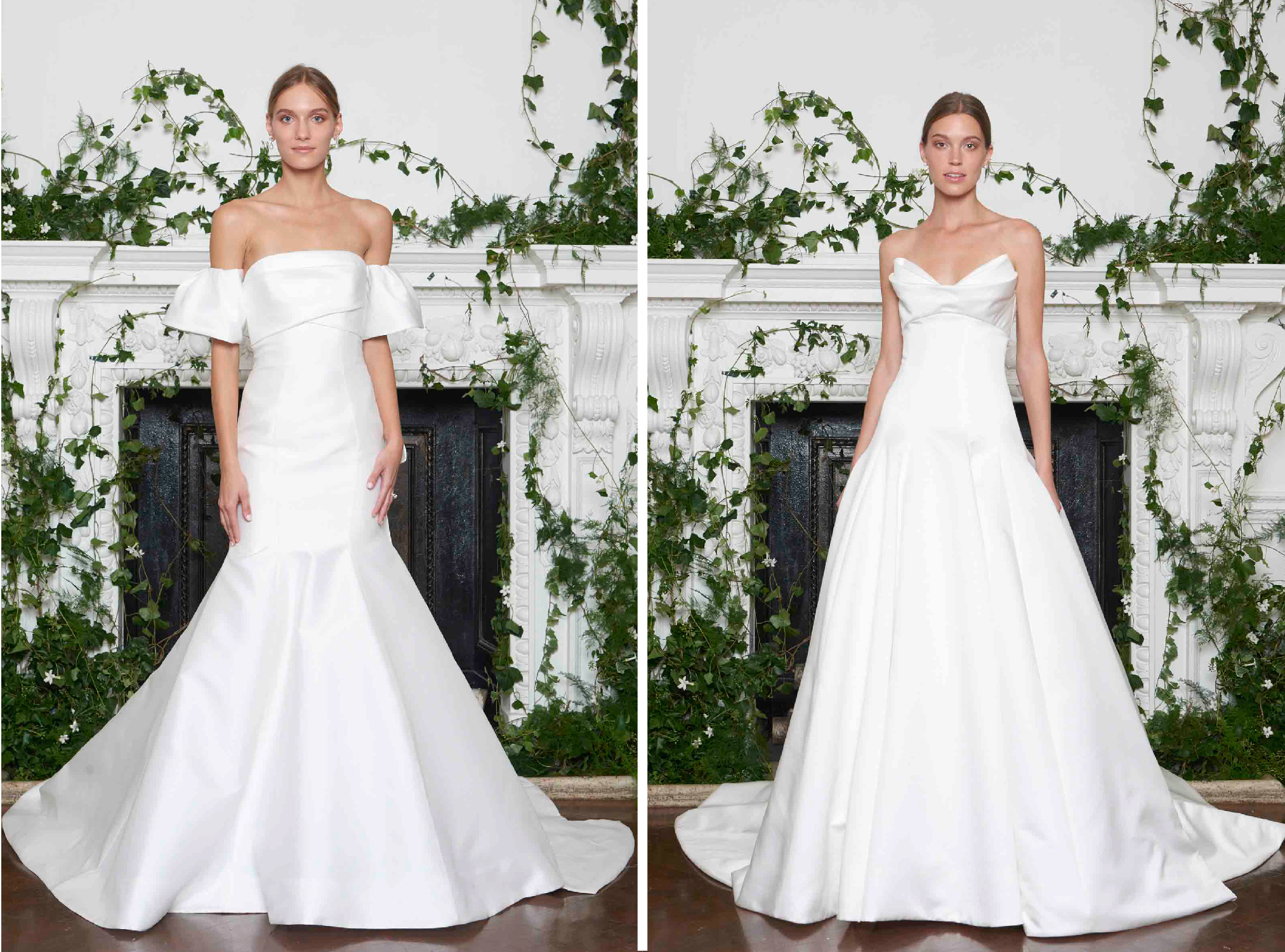 Monique Lhuillier at Mark Ingram Atelier