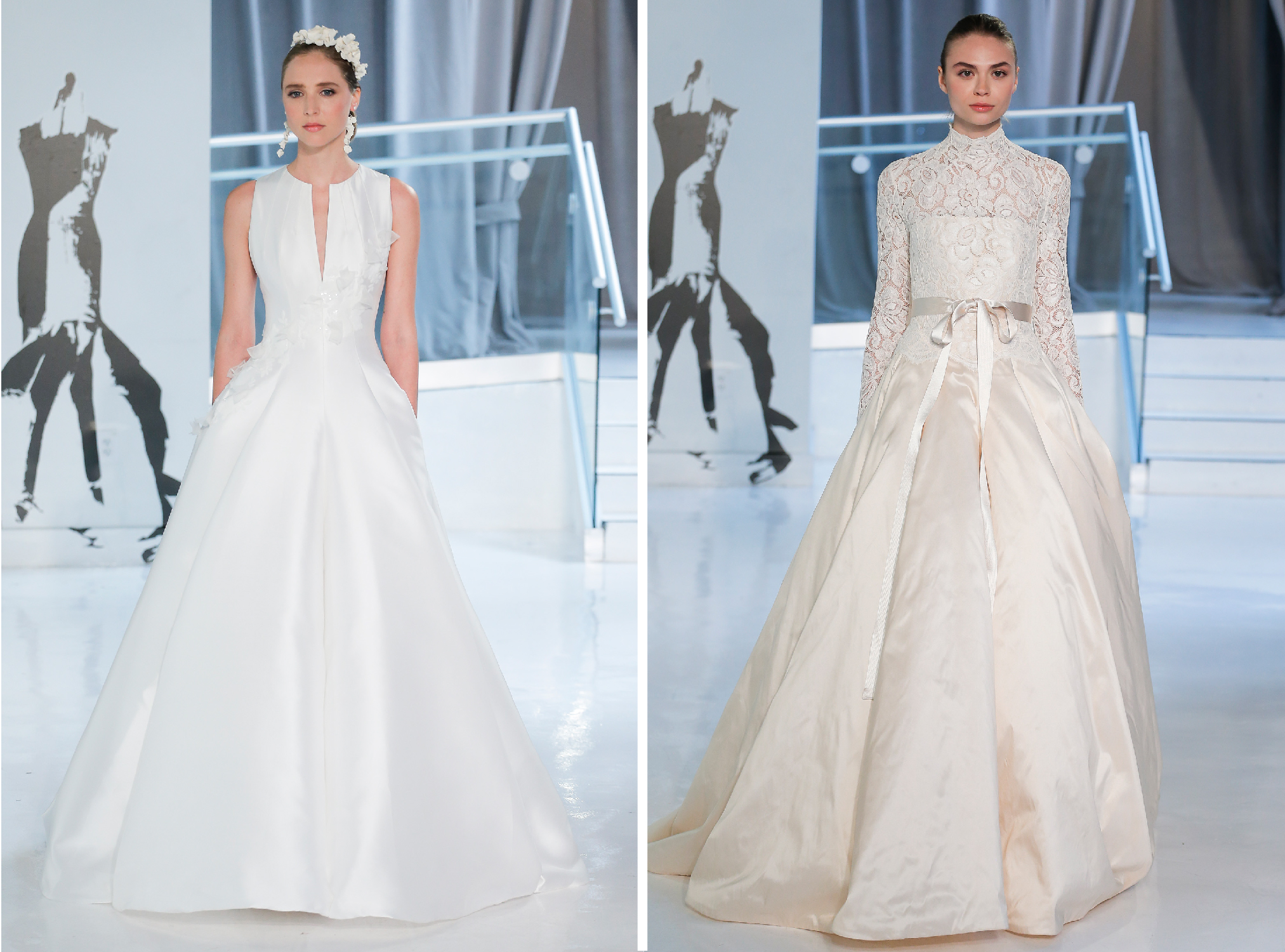 Peter Langner Bridal at Mark Ingram Atelier