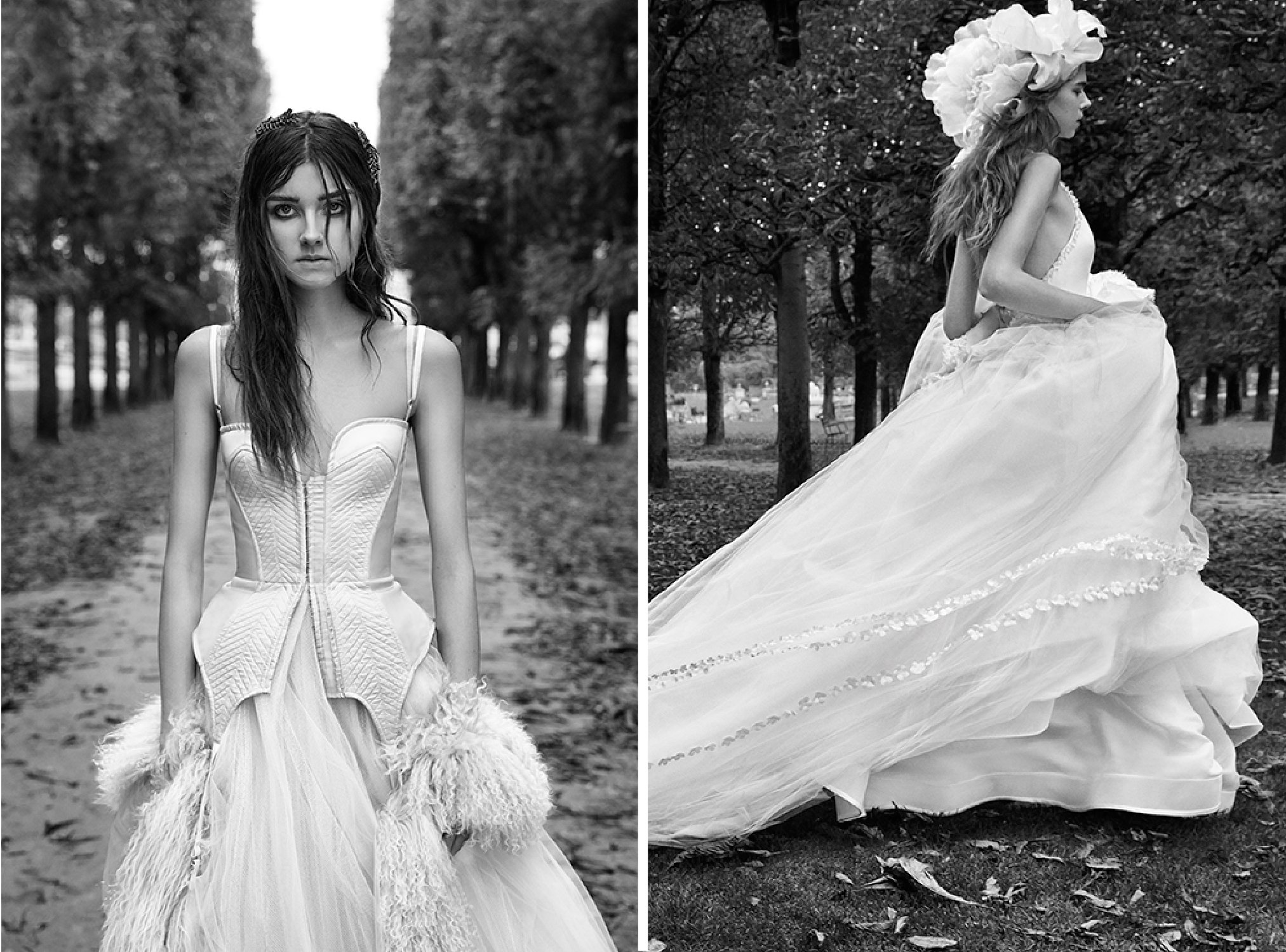 Vera Wang at Mark Ingram Atelier