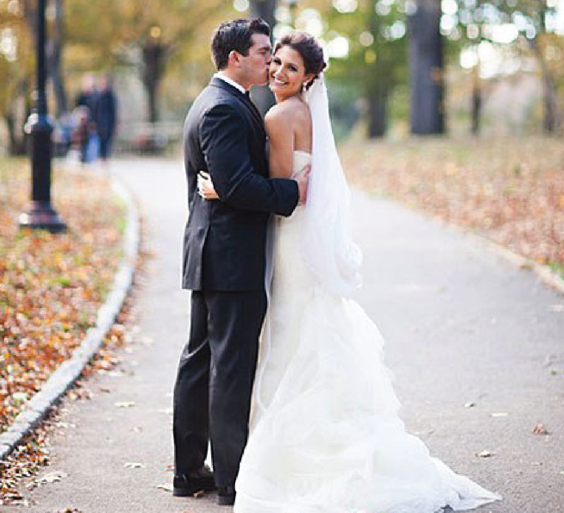 A Spectacular Fall Wedding in New York City
