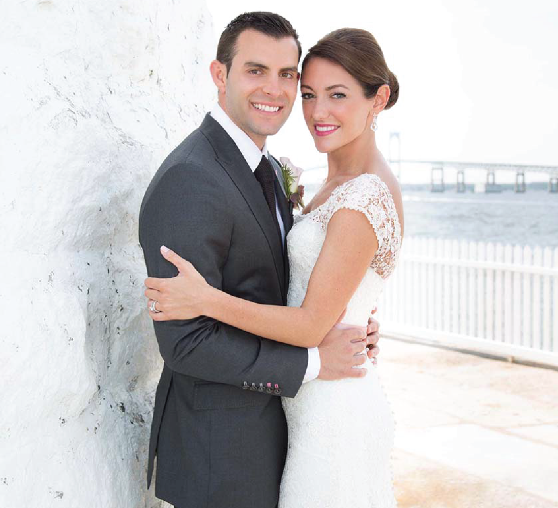 HGTV Star John Colaneri's Rustic Newport Wedding