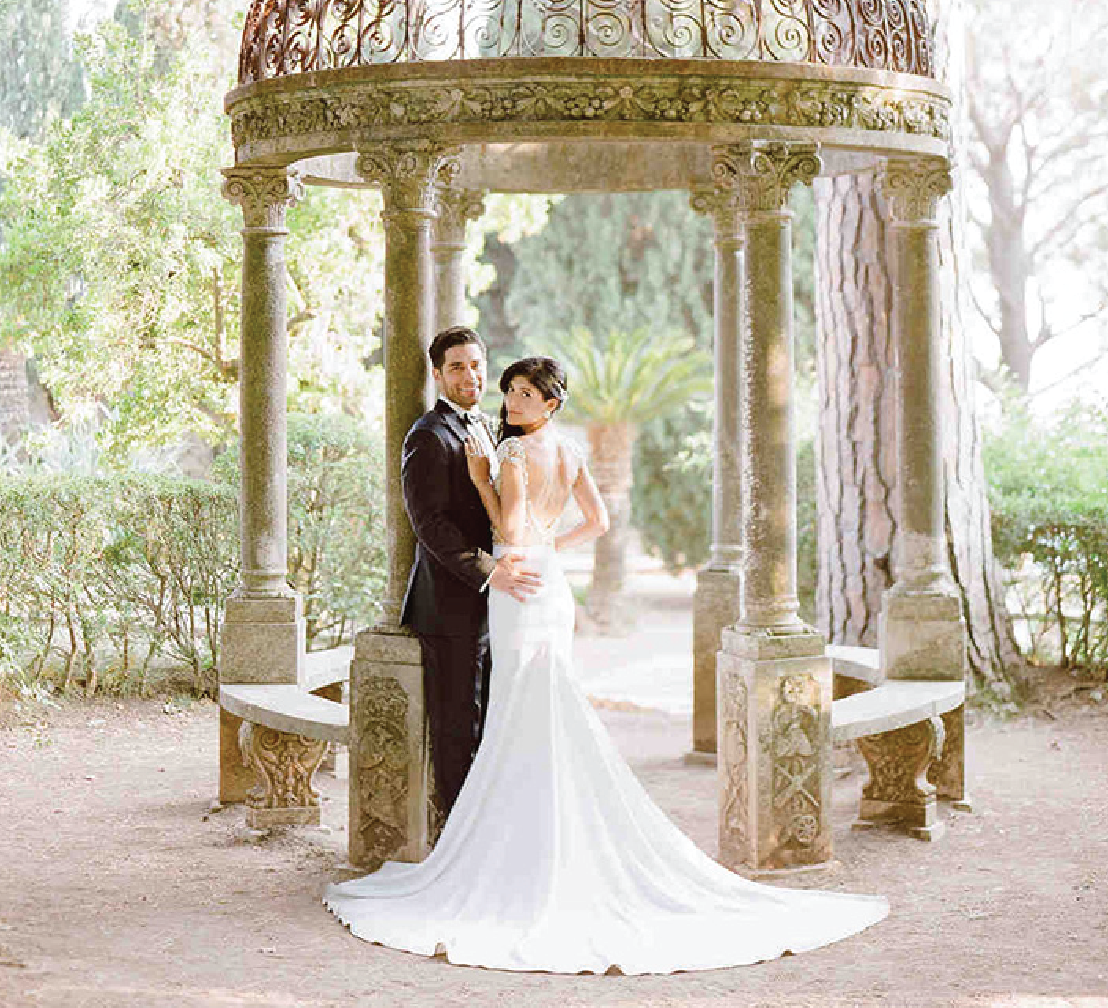 This Couple's Dreamy Italian Destination Wedding Could Have Been from a Fairy Tale